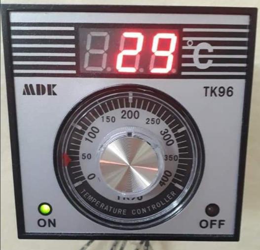 Bộ Điều Khiển Nhiệt Độ - Model TK96