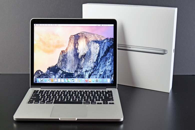 Macbook Retina 13'' 2015 MF840 Core 5   Ram 8GB   256GB mới 99% Like new