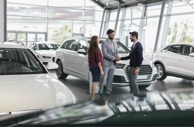 Hình thức mua xe ô tô trả góp không cần thế chấp tài sản