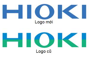 HIOKI THAY ĐỔI MÀU LOGO