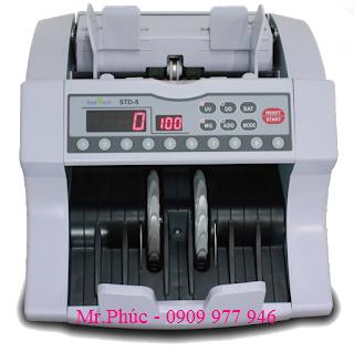 Máy đếm tiền Hitachi STD-5