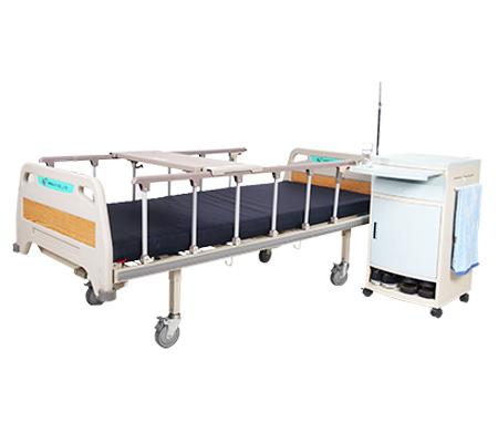 Giường y tế 1 tay quay Hồng Kỳ HK-9005