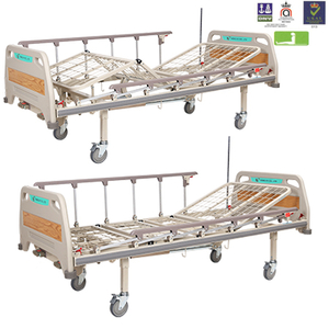 Giường y tế 2 tay quay Hồng Kỳ HK-9006