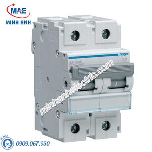 Thiết bị đóng cắt Hager (MCB) - Model HLF299S