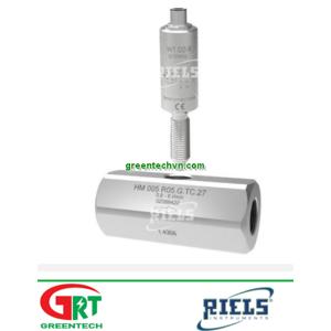 HM-R   Reils   Cảm biến lưu lượng   Liquid flow meter / turbine   Reils Instruments Vietnam