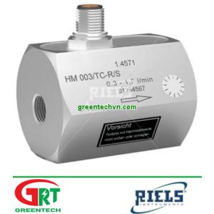 HM-TC   Reils   Cảm biến lưu lượng   Liquid flow meter / turbine   Reils Instruments Vietnam