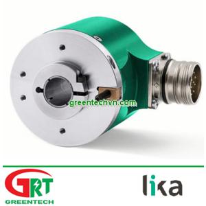 HM58, HM58S, HMC58 | Lika HM58, HM58S, HMC58 | Multi-turn rotary encoder / absolute / hollow-shaft