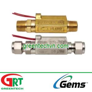 FS-380 series  Piston flow switch  Công tắc lưu lượng  Đại lý Gems Sensor tại Việt nam