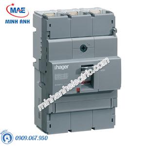 Thiết bị đóng cắt Hager (MCCB) - Model HNB125U
