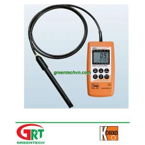 HND-C Kobold | Máy đo độ dẫn điện | Kobold |Portable conductivity meter HND-C| Kobold Việt Nam
