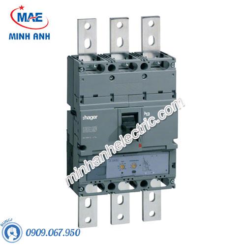 Thiết bị đóng cắt Hager (MCCB) - Model HNE800H