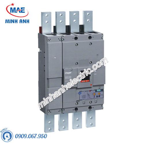 Thiết bị đóng cắt Hager (MCCB) - Model HNF991H