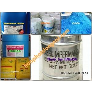 Danh sách chất xử lý và chế phẩm vi sinh sử dụng nuôi tôm, cá HPDON-TS