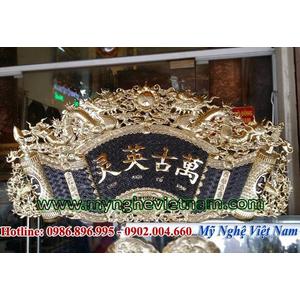 Hoành phi câu đối - Vạn Cổ Anh Linh 1m55