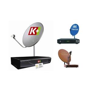 Hỏi và trả lời, Truyền hình K+, truyền hình An Viên, truyền hình VTC, truyền hình vệ tinh có chia được nhiều tivi không