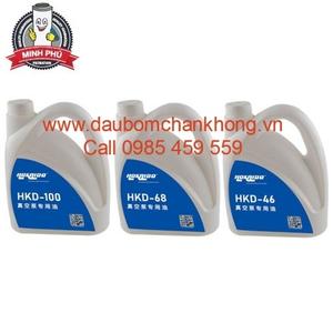 HOKAIDO VACUUM PUMP OIL HKD-68