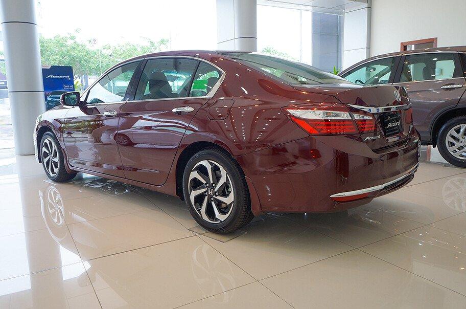 Honda Accord 1.5L Turbo 2021