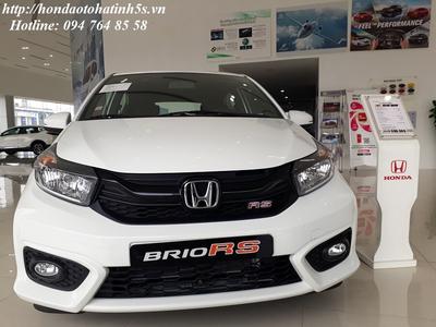 Honda Brio - OP1 màu trắng