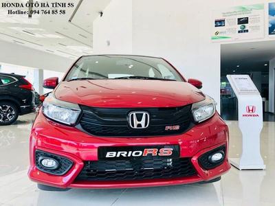 Honda Brio - RS màu Đỏ