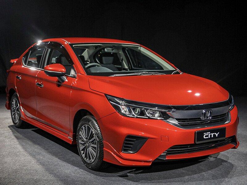 Honda City 1.5 L 2021
