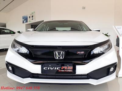 Honda Civic 1.5L Tubo RS màu trắng
