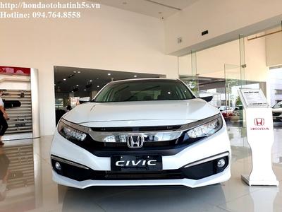 Honda Civic 1.8L G màu trắng