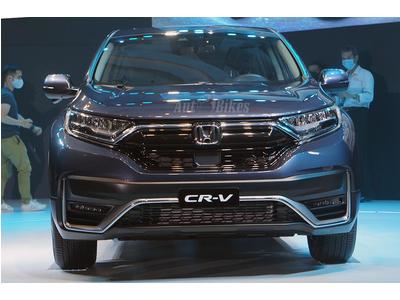 Honda CR-V 2020 giá từ 998 triệu đồng tại Việt Nam