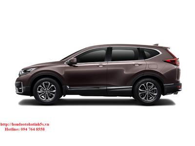 Honda CR-V bản G màu Titan mới