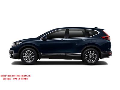 Honda CR-V bản G màu xanh mới