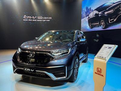Honda CR-V E 2021