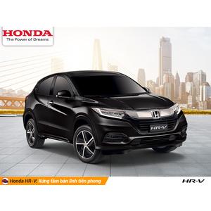 Honda HR-V 1.8L Bản L (Ghi bạc/ Xanh dương/ Đen Ánh)
