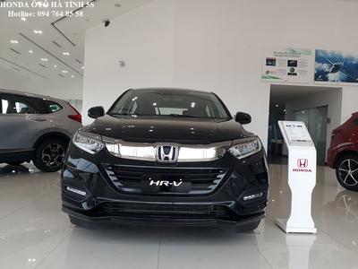 Honda HR-V bản L màu đen