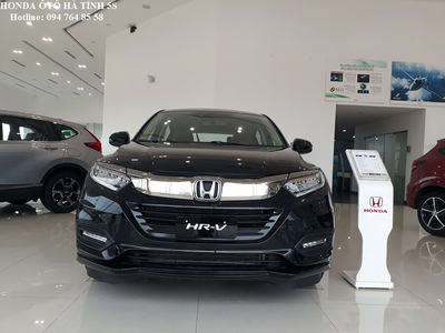 Honda HR-V G màu đen