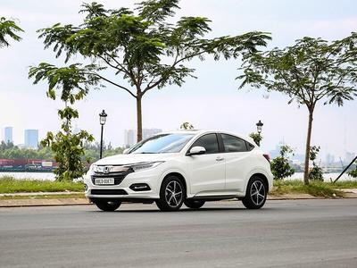 Honda HR-V giảm giá 120 triệu đồng, sắp có phiên bản mới?