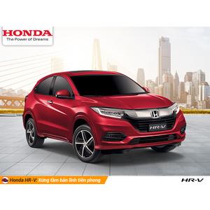 Honda HR-V 1.8L Bản L (Trắng ngọc/ Đỏ)