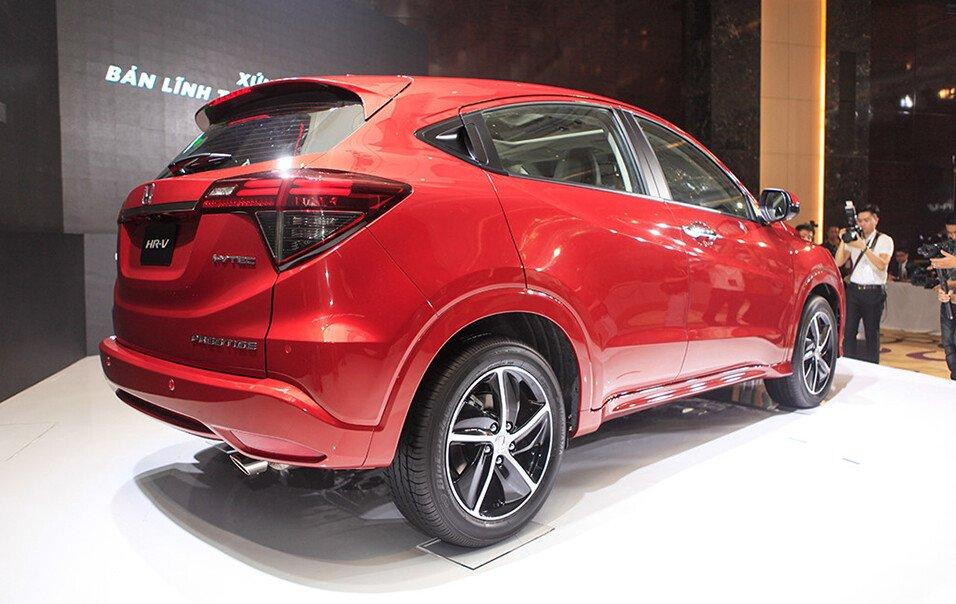 Honda HR-V L 2020 (Trắng ngọc/ Đỏ)