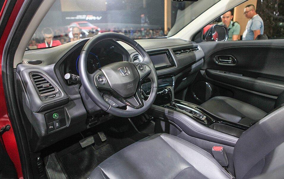 Honda HR-V G 2021
