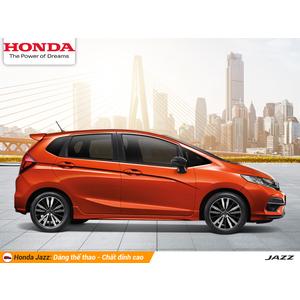 Honda Jazz 1.5L Bản V
