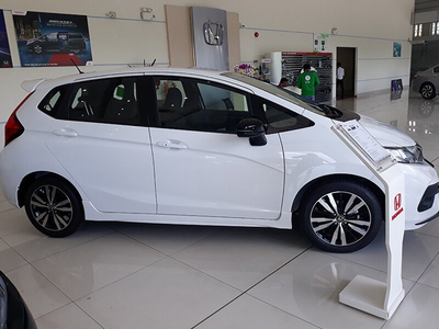Honda Jazz 1.5 XV 2021