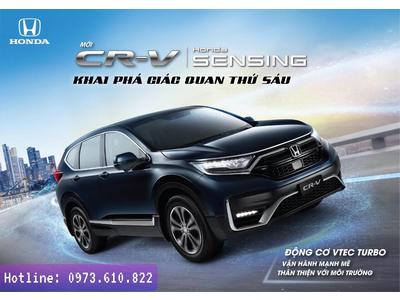 Honda Việt Nam chính thức ra mắt Phiên bản mới Honda CR-V 2020