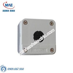 Hộp 1 lỗ fi 22 chống thấm nước IP65 - Model NP2-B01