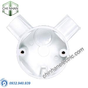 Hộp Box 2 Ngã Vuông D16 - A240/16/2A - MPE