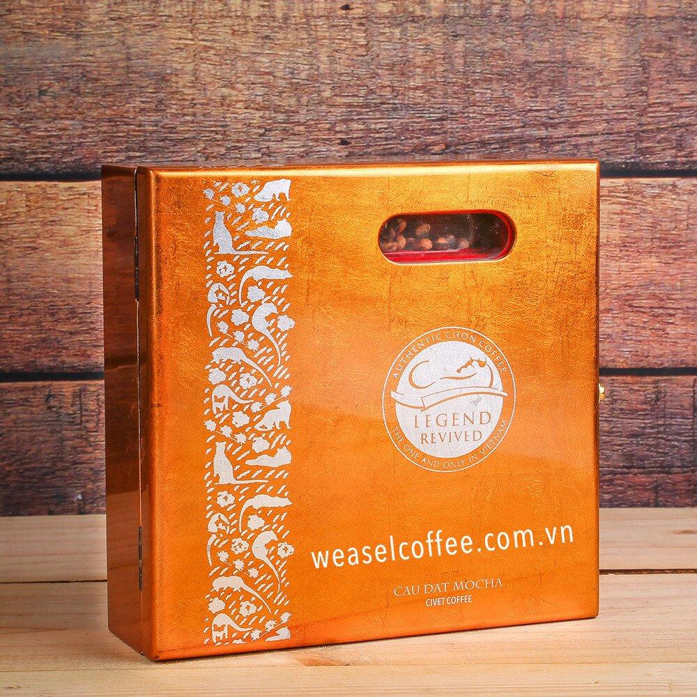 Cà phê CHỒN MOCHA 250GAM