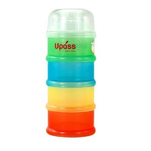 Hộp đựng sữa 4 ngăn không BPA Upass UP8003C