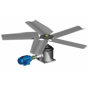 Hộp giảm tốc chuyên dùng cho tháp giải nhiệt