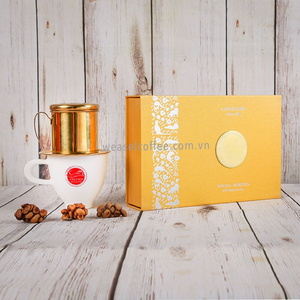 Cà phê Chồn Mocha và Robusta( 51gam)