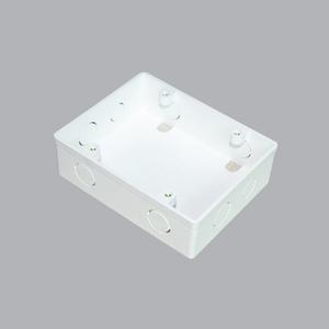 Hộp nhựa âm tường dùng cho 2 mặt đơn A157ND