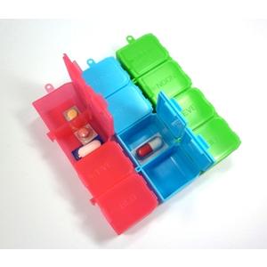 Hộp nhựa chia thuốc 1 ngày MidaMec PO-0001-1