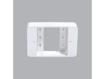 Hộp nhựa nổi dùng cho các mặt và ổ cắm A30 AK237