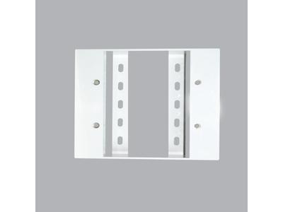 Hộp nhựa nổi dùng cho viền A20- WND AK2237ND